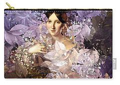 Laila - Des Femmes Et Des Fleurs Carry-all Pouch