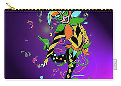 Laissez Les Bon Temps Rouler Carry-all Pouch