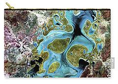 Lake Carnegie Western Australia Carry-all Pouch by Adam Romanowicz