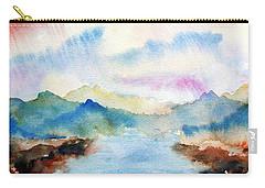 Lake Chuzenji Nikko Carry-all Pouch