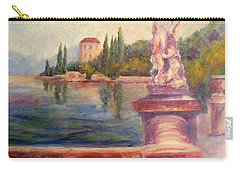 Lake Como View Carry-all Pouch