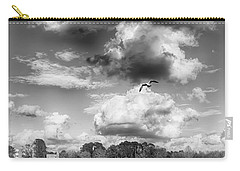 Carry-all Pouch featuring the photograph Lake De Soto by Howard Salmon