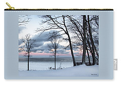 Lake Erie Sunrise Carry-all Pouch