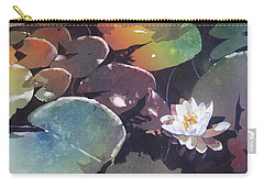 Lake Garden Carry-all Pouch
