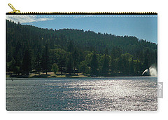 Lake Gregory Carry-all Pouch