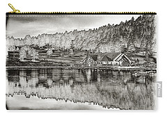 Lake House Reflection Carry-all Pouch