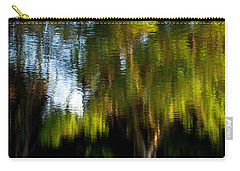 Lake In Green Carry-all Pouch