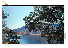 Carry-all Pouch featuring the photograph Lake Isabella by Matt Harang