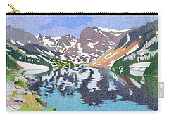 Lake Isabelle Colorado Carry-all Pouch