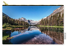 Lake Josephine Carry-all Pouch by Aaron Aldrich