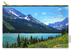 Lake Josephine Carry-all Pouch by Marty Fancy