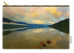 Lake Kaniere New Zealand Carry-all Pouch