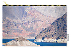 Carry-all Pouch featuring the photograph Lake Mead National Recreation Area by John Schneider