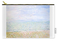Lake Michigan At Oak St Bch Chicago Carry-all Pouch