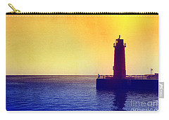 Lake Michigan Carry-all Pouch by Erika Weber