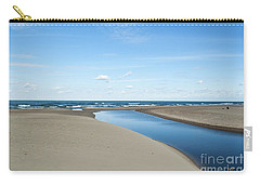 Lake Michigan Waterway  Carry-all Pouch