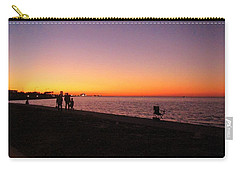 Lake Pontchartrain Sunset Carry-all Pouch