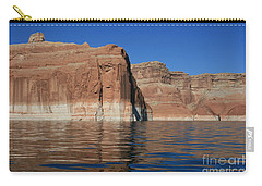 Lake Powell Cliffs Carry-all Pouch by Marty Fancy