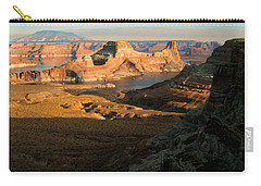 Lake Powell From Alstrum Pt 02 Carry-all Pouch