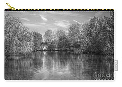 Lake Reflections Mono Carry-all Pouch