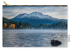 Lake Siskiyou Morning Carry-all Pouch