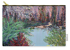 Lake Tranquility Carry-all Pouch by Alys Caviness-Gober