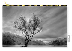 Lake Tree Mon Carry-all Pouch by Beverly Cash
