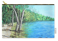 Lakeland 2 Carry-all Pouch by Jeanne Fischer