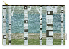 Lakeside Birches Carry-all Pouch