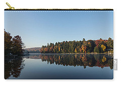 Lakeside Cottage Living - Peaceful Morning Mirror Carry-all Pouch