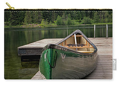 Lakeside Peace Carry-all Pouch by Jacqui Boonstra