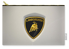 Lamborghini Badge Carry-all Pouch
