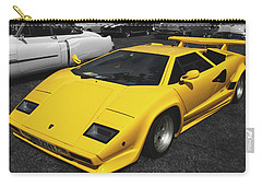 Lamborghini Countach Carry-all Pouch