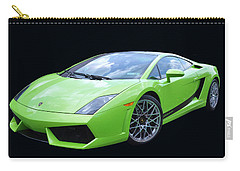 Lambourghini Salamone  Carry-all Pouch by Allen Beatty