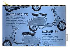 Lambretta Style Carry-all Pouch