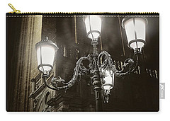 Lamp Light St Mark's Square Carry-all Pouch
