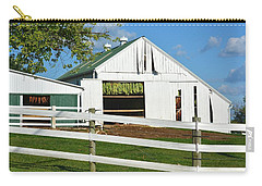 Lancaster County Tobacco Barn Carry-all Pouch