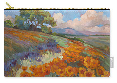 Land Of Sunshine Carry-all Pouch by Diane McClary