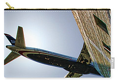 Landing By Diana Sainz Carry-all Pouch