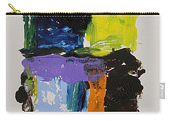 Carry-all Pouch featuring the painting Landowner by John Williams