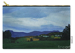 Landscape Of Sola Norway Carry-all Pouch