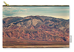 Landscape With Mountain Range Carry-all Pouch
