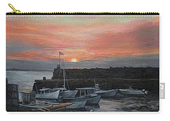 Lanes Cove Sunset Carry-all Pouch