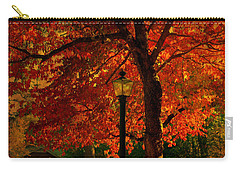 Lantern In Autumn Carry-all Pouch