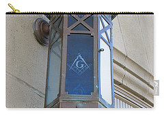 Lantern Of Secrets Carry-all Pouch by Michael Krek
