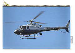 Lapd In Flight Carry-all Pouch