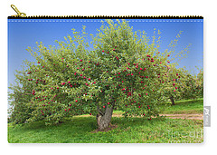 Large Apple Tree Carry-all Pouch by Anthony Sacco