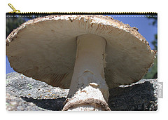 Large Mushroom Carry-all Pouch