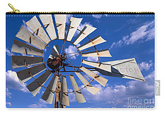 Large Windmill Carry-all Pouch