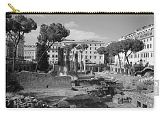 Largo Di Torre - Roma Carry-all Pouch by Dany Lison